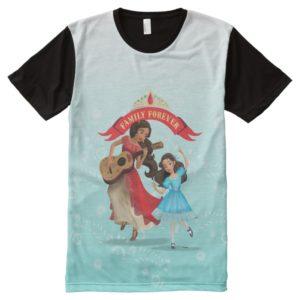 Elena & Isabel | Sister Time All-Over-Print Shirt