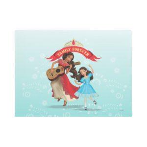 Elena & Isabel | Sister Time Doormat