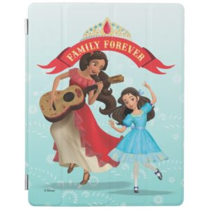 Elena & Isabel   Sister Time iPad Smart Cover