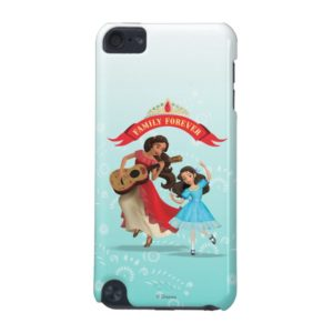 Elena & Isabel | Sister Time iPod Touch 5G Case