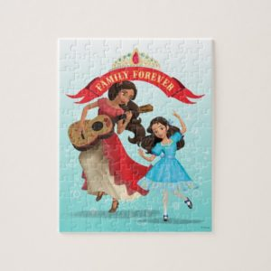 Elena & Isabel | Sister Time Jigsaw Puzzle