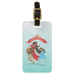 Elena & Isabel | Sister Time Luggage Tag