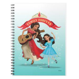 Elena & Isabel | Sister Time Notebook