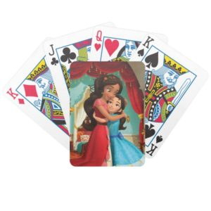 Elena | Little Sister. Big Sister. Bicycle Playing Cards