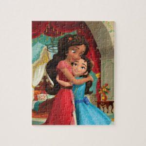Elena | Little Sister. Big Sister. Jigsaw Puzzle