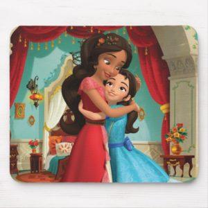 Elena | Little Sister. Big Sister. Mouse Pad