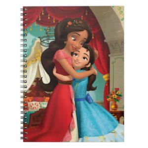 Elena | Little Sister. Big Sister. Notebook