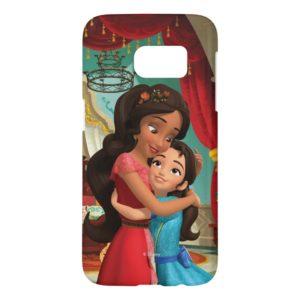 Elena | Little Sister. Big Sister. Samsung Galaxy S7 Case