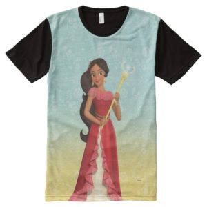 Elena | Magic is Within You All-Over-Print T-Shirt