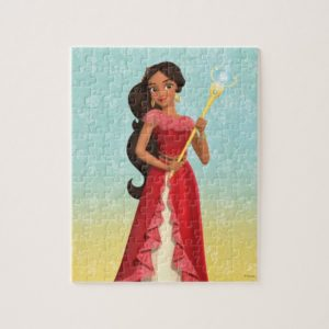 Elena | Magic is Within You Jigsaw Puzzle