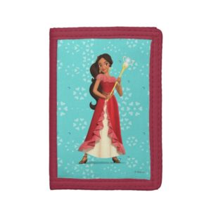 Elena | Magic is Within You Tri-fold Wallet