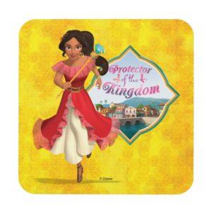 Elena | Protector of the Kingdom Drink Coaster