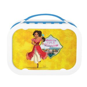 Elena | Protector of the Kingdom Lunch Box