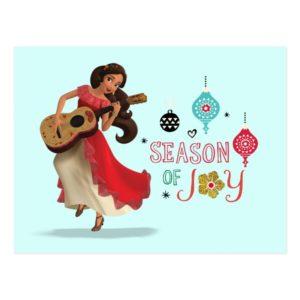 Elena | Season of Joy Postcard