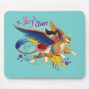 Elena | The Sky's the Limit Mouse Pad