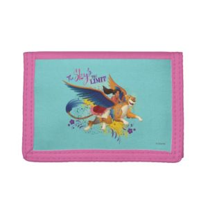 Elena | The Sky's the Limit Trifold Wallet