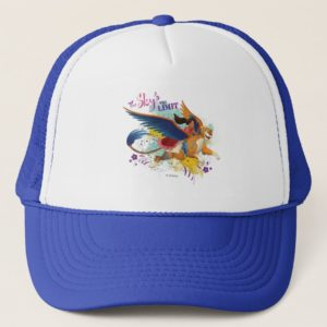 Elena | The Sky's the Limit Trucker Hat
