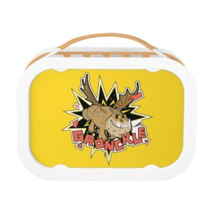 Explosive Gronkle Graphic Lunch Box