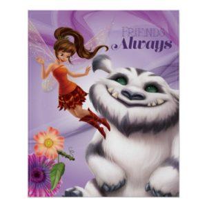 Fawn & Neverbeast: Friends Always Poster