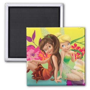 Fawn & Tinker Bell: Believe In Your Friends 2 Magnet
