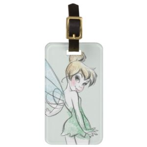 Fearless Tinker Bell Bag Tag