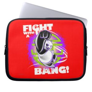 Fight with a Bang Computer Sleeve