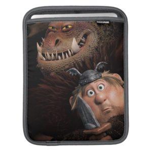 Fishlegs & Meatlug Sleeve For iPads