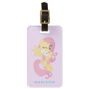 Fluttershy | Kindness Is For Sharing Luggage Tag