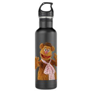 Fozzie Bear Stainless Steel Water Bottle