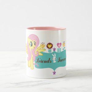 Friends Forever 2 Two-Tone Coffee Mug