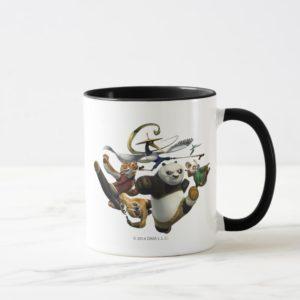 Furious Five Mug