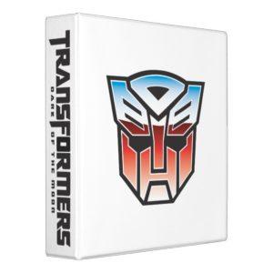G1 Autobot Shield Color Binder