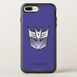 G1 Decepticon Shield Color OtterBox iPhone Case