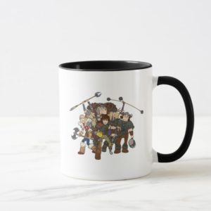Group Graphic Mug