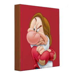 Grumpy 3 3 ring binder
