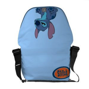Grumpy Stitch Messenger Bag