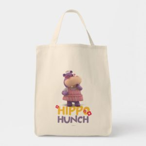 Hallie - Hippo Hunch Tote Bag