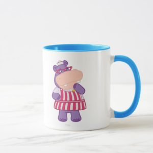 Hallie the Happy Hippo Mug