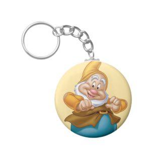 Happy 4 keychain