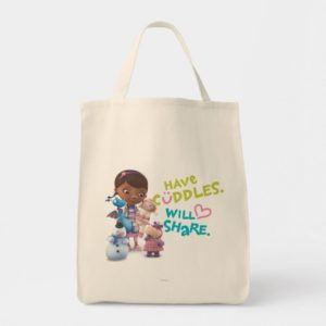 Have Cuddles Will Share Tote Bag