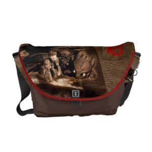 Hiccup Explorer Messenger Bag