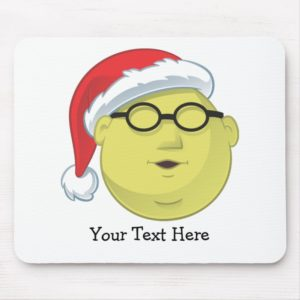 Holiday Dr. Bunsen Honeudew 2 Mouse Pad