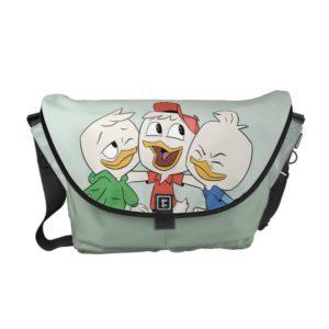 Huey, Dewey & Louie Courier Bag