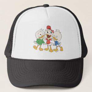 Huey, Dewey & Louie Trucker Hat