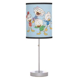 Huey, Dewey, Louie & Webby Desk Lamp