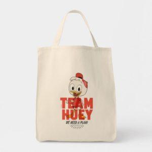 Huey Duck | Team Huey - We Need a Plan! Tote Bag