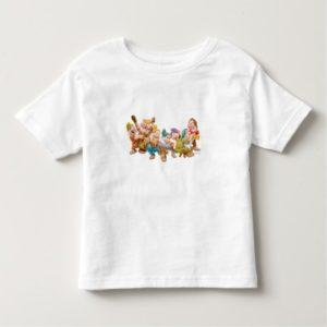 The Seven Dwarfs 3 Toddler T-shirt