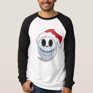 Jack Skellington Santa Emoji T-Shirt