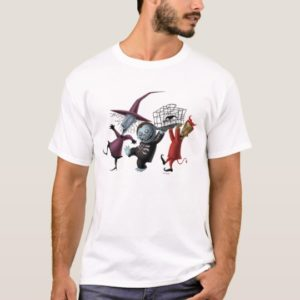 Oogie's Boys | Lock, Shock & Barrel with Cage T-Shirt