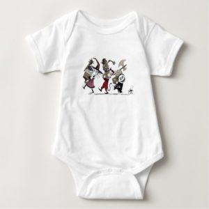 Oogie's Boys | Lock, Shock & Barrel Marching Baby Bodysuit